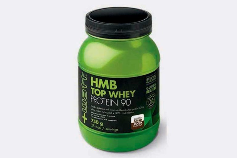 HMB Top Whey Protein 90 fitnesspro