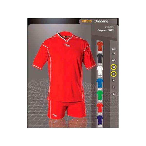 Kit Calcio Mass Dribbling fitnesspro