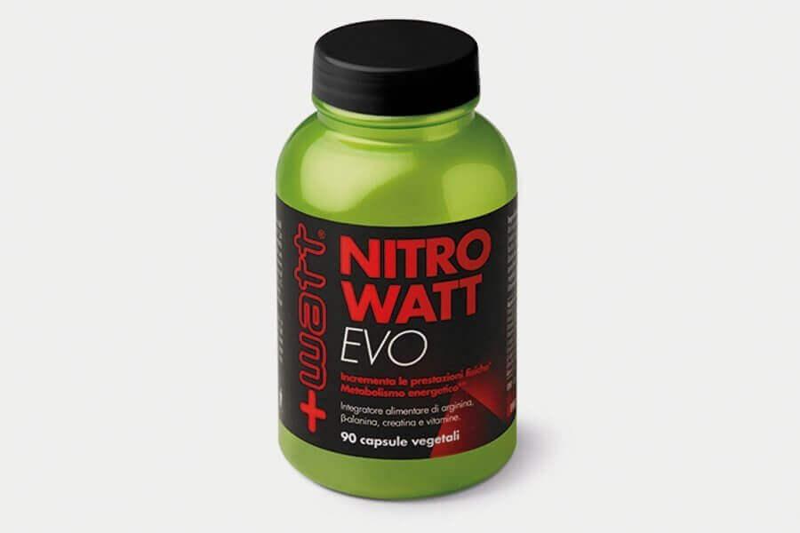 nitrowatt evo fitnesspro