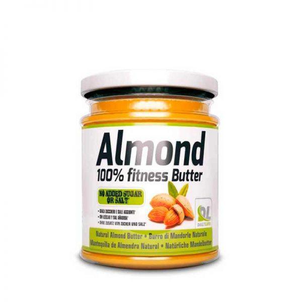 Almond Fitness Butter il burro di mandorle puro al 100% fitnesspro