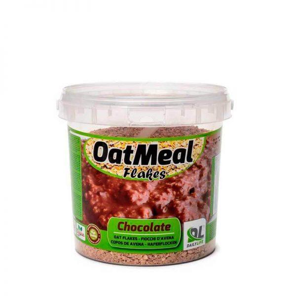 OatMeal fiocchi di avena al cioccolato fitnesspro