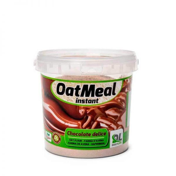 oat meal farina di avena delizia di cioccolato fitnesspro
