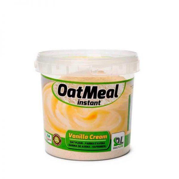 oat meal farina di avena vaniglia fitnesspro