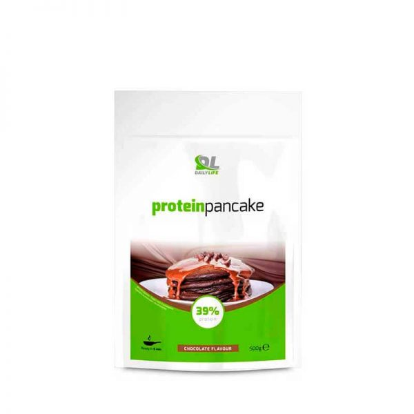 protein pancake cioccolato fitnesspro